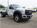 2016 F-450 Regular Cab DRW 4x4, Cab Chassis #161733 - photo 1
