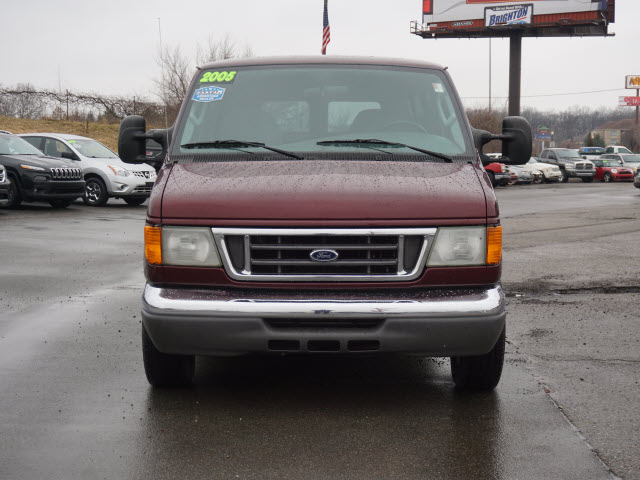 2005 E-150, Passenger Wagon #163413B - photo 6
