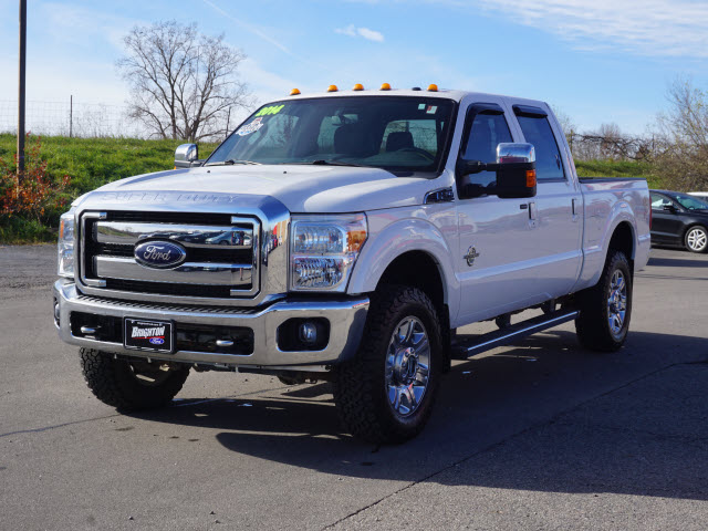 2014 F-350 Crew Cab 4x4, Pickup #171073A - photo 4