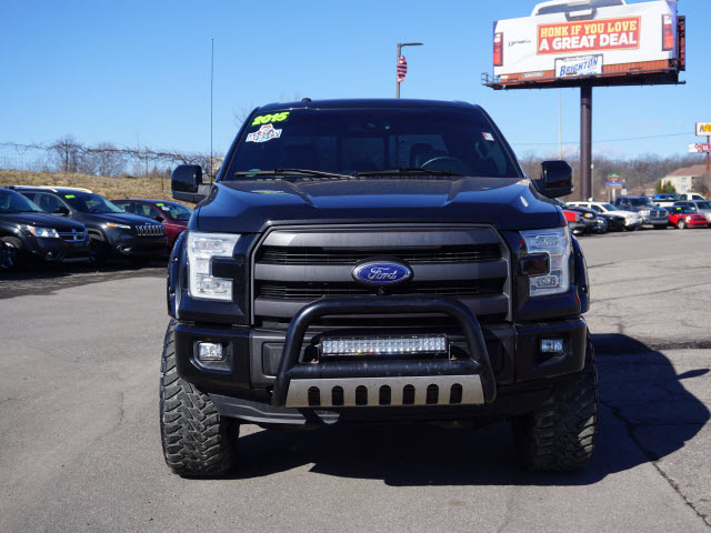 2015 F-150 SuperCrew Cab 4x4, Pickup #171436A - photo 6