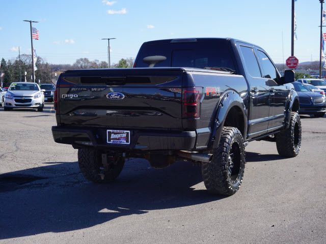 2015 F-150 SuperCrew Cab 4x4, Pickup #171436A - photo 2