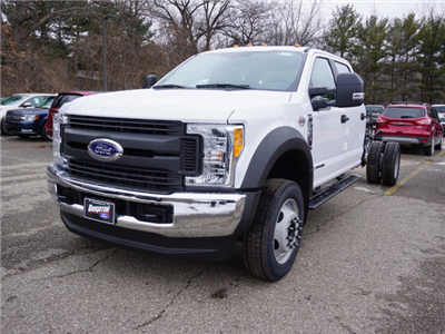 2017 F-550 Crew Cab DRW 4x4 Cab Chassis #171833 - photo 1