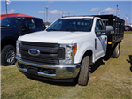 2017 F-350 Regular Cab DRW, Knapheide Stake Bed #171982 - photo 1