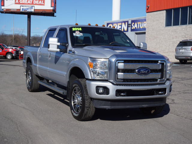 2014 F-350 Crew Cab 4x4, Pickup #172020A - photo 4