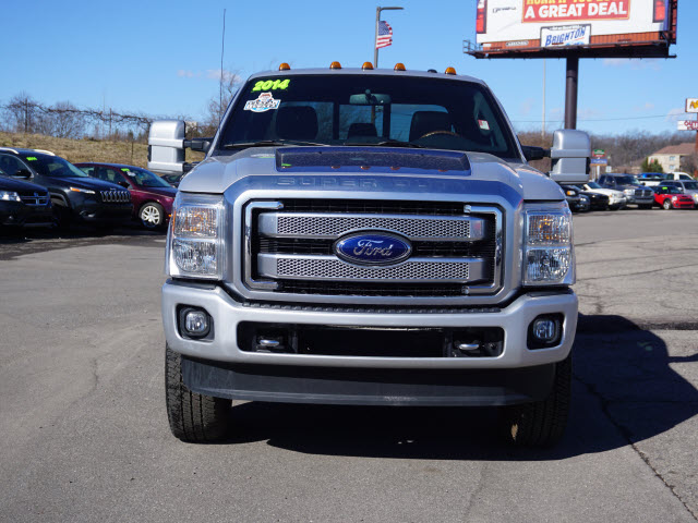 2014 F-350 Crew Cab 4x4, Pickup #172020A - photo 6