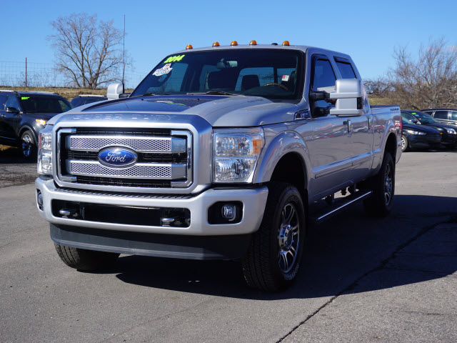2014 F-350 Crew Cab 4x4, Pickup #172020A - photo 3