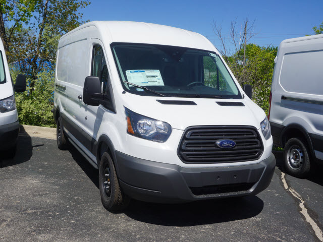 2017 Transit 150 Medium Roof Cargo Van #172389 - photo 4