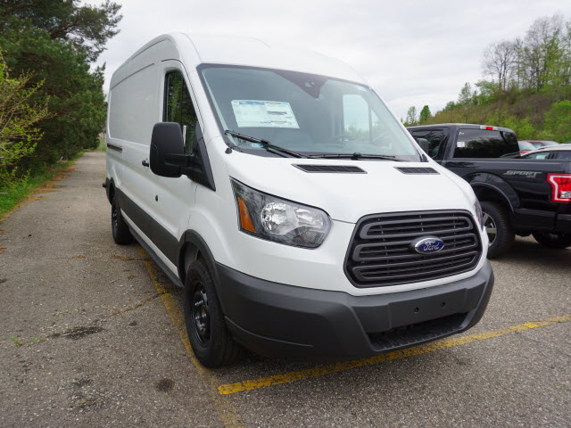 2017 Transit 250 Medium Roof Cargo Van #172390 - photo 3