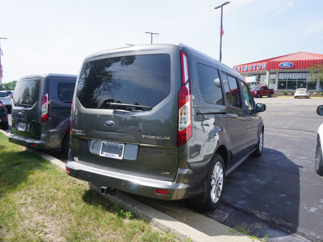 2017 Transit Connect Passenger Wagon #172924 - photo 6