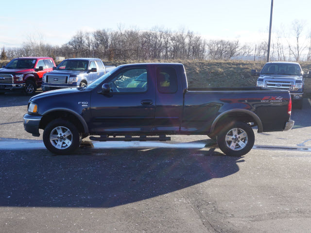 2002 F-150 Super Cab 4x4, Pickup #173058B - photo 6