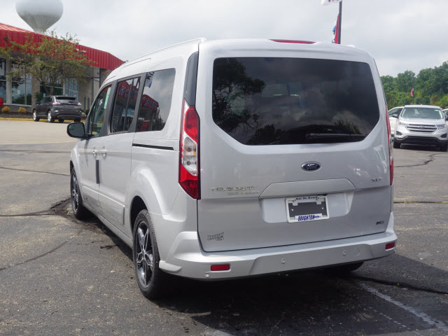 2017 Transit Connect Passenger Wagon #173280 - photo 2