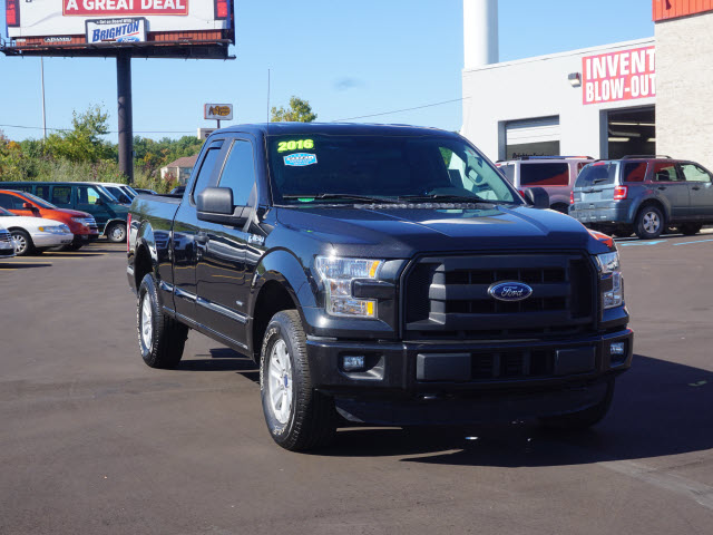 2015 F-150 Super Cab 4x4, Pickup #173407B - photo 9