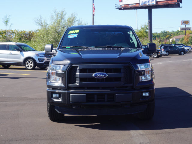 2015 F-150 Super Cab 4x4, Pickup #173407B - photo 3
