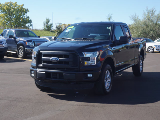 2015 F-150 Super Cab 4x4, Pickup #173407B - photo 4