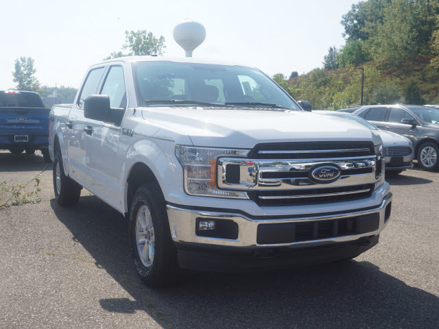2018 F-150 Crew Cab 4x4 Pickup #180020 - photo 3
