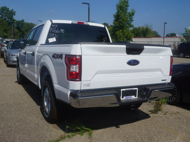 2018 F-150 Crew Cab 4x4 Pickup #180020 - photo 2