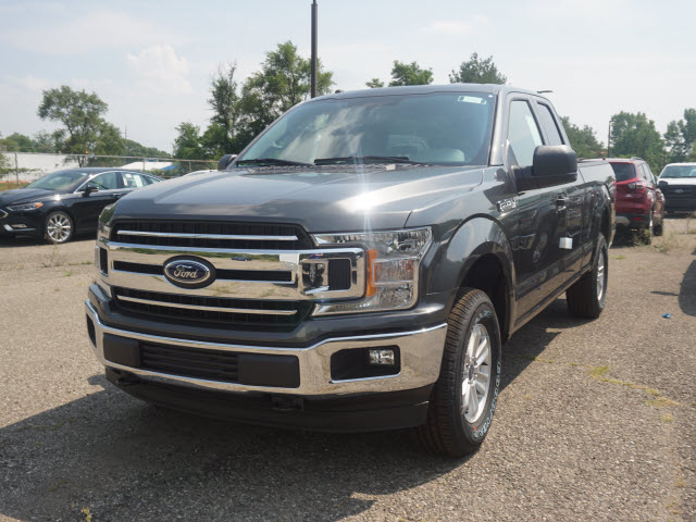 2018 F-150 Super Cab 4x4 Pickup #180021 - photo 1