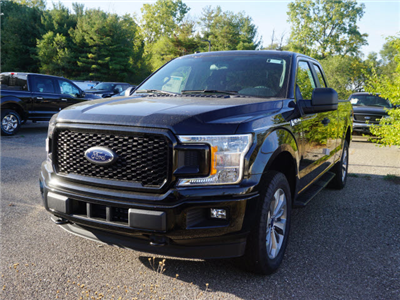 2018 F-150 Super Cab 4x4 Pickup #180028 - photo 1