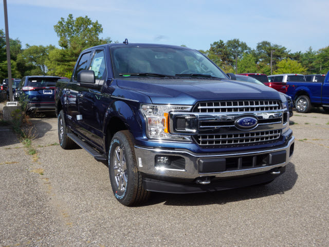 2018 F-150 Crew Cab 4x4 Pickup #180104 - photo 3