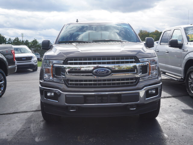 2018 F-150 Crew Cab 4x4 Pickup #180164 - photo 4