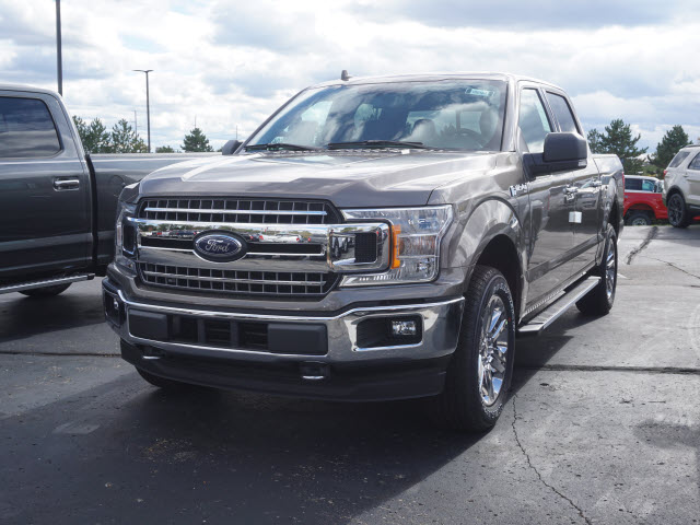 2018 F-150 Crew Cab 4x4 Pickup #180164 - photo 1