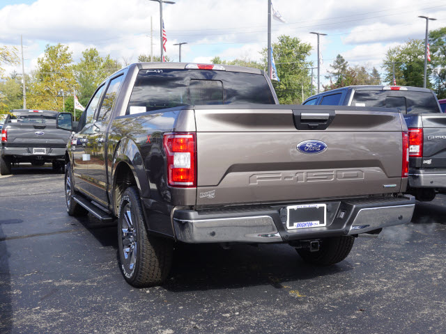2018 F-150 Crew Cab 4x4 Pickup #180164 - photo 2