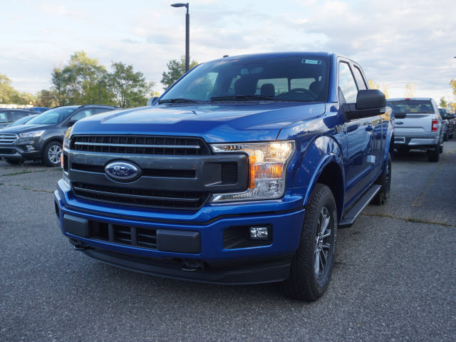 2018 F-150 Super Cab 4x4, Pickup #180192 - photo 1
