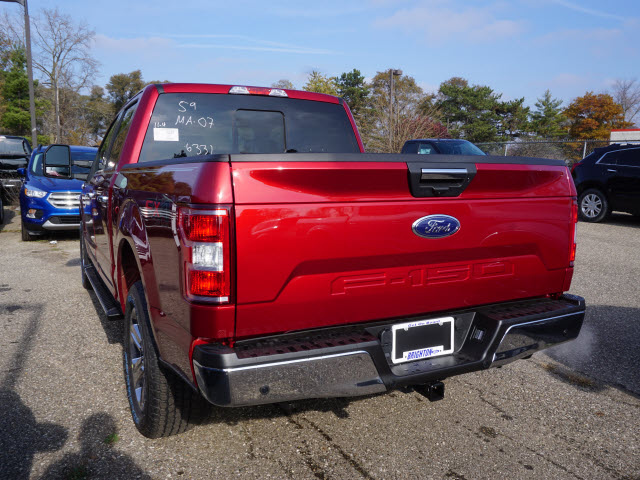 2018 F-150 Crew Cab 4x4 Pickup #180402 - photo 2