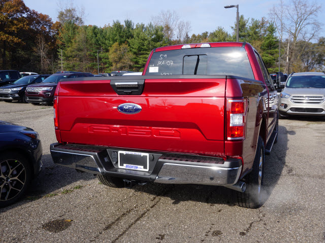 2018 F-150 Crew Cab 4x4 Pickup #180402 - photo 6