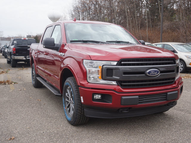 2018 F-150 Crew Cab 4x4, Pickup #180549 - photo 3