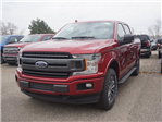 2018 F-150 Crew Cab 4x4, Pickup #180549 - photo 1