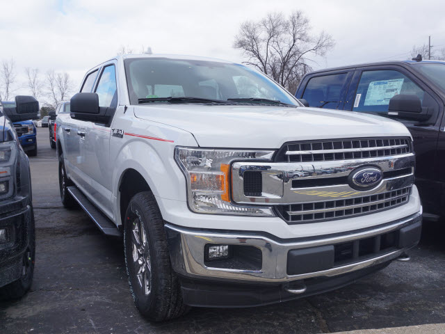 2018 F-150 Crew Cab 4x4, Pickup #180816 - photo 3