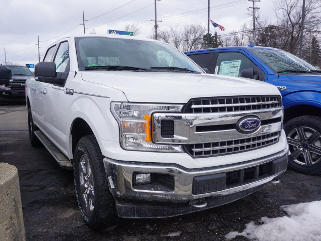 2018 F-150 Crew Cab 4x4, Pickup #180845 - photo 3