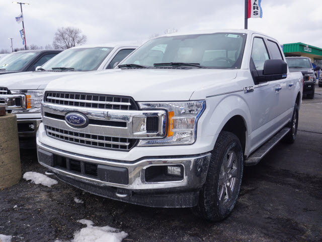 2018 F-150 Crew Cab 4x4, Pickup #180845 - photo 1