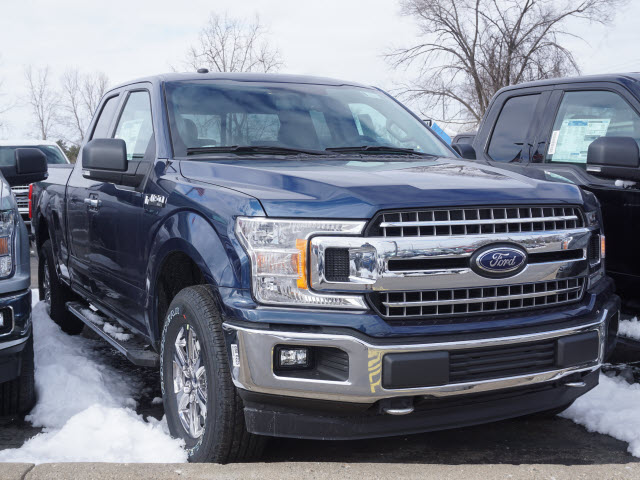 2018 F-150 Super Cab 4x4, Pickup #181422 - photo 3