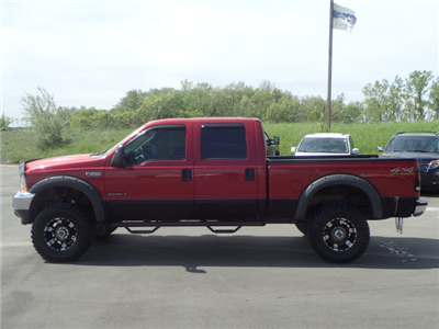 2002 F-250 Crew Cab 4x4, Pickup #181616B - photo 6