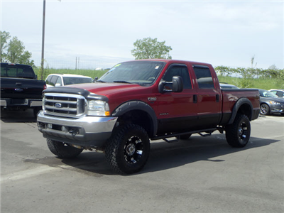 2002 F-250 Crew Cab 4x4, Pickup #181616B - photo 7