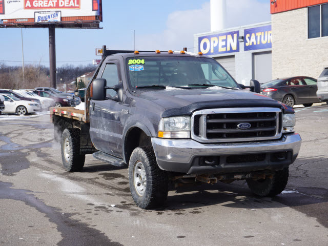 2004 F-350 Regular Cab 4x4, Platform Body #P3554A - photo 5