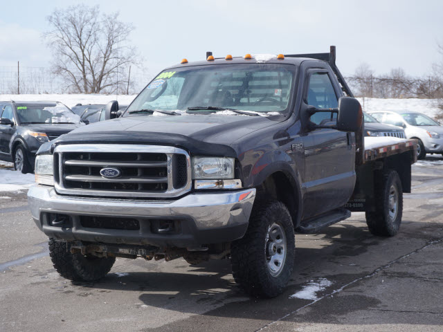 2004 F-350 Regular Cab 4x4, Platform Body #P3554A - photo 3
