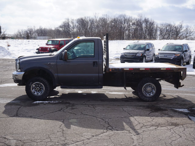 2004 F-350 Regular Cab 4x4, Platform Body #P3554A - photo 7