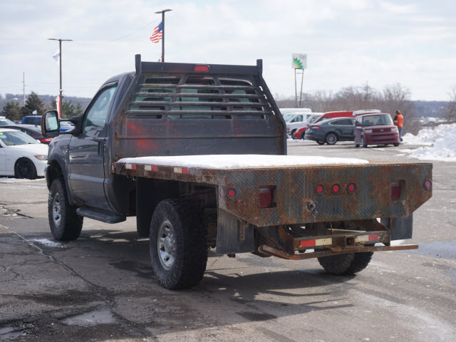 2004 F-350 Regular Cab 4x4, Platform Body #P3554A - photo 4