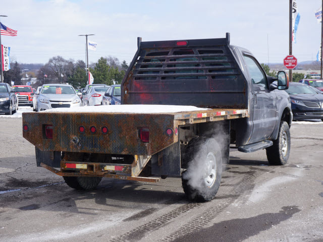 2004 F-350 Regular Cab 4x4, Platform Body #P3554A - photo 2
