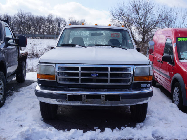 1995 F-350 Regular Cab, Platform Body #P3555AA - photo 3