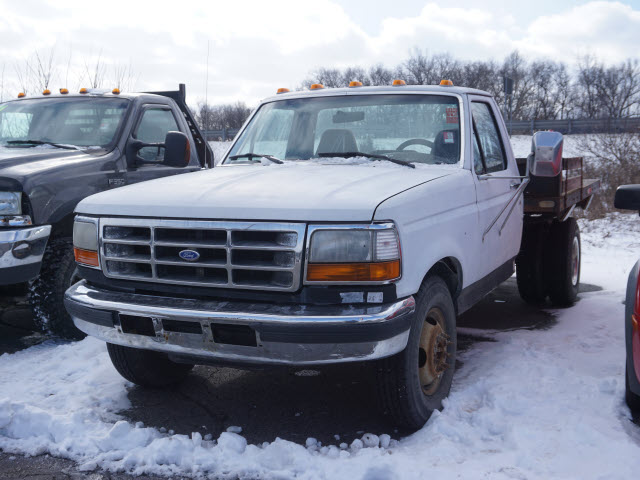 1995 F-350 Regular Cab, Platform Body #P3555AA - photo 2