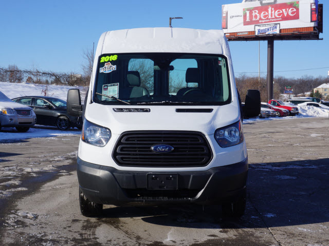 2016 Transit 250 Medium Roof, Cargo Van #P3704 - photo 4