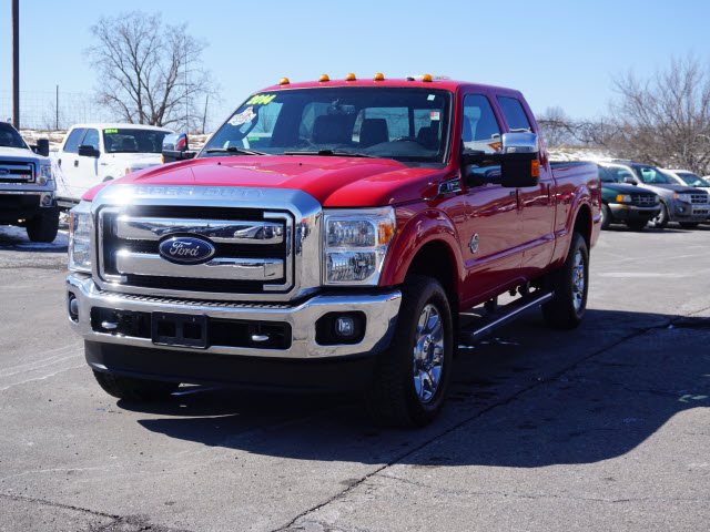 2014 F-350 Crew Cab 4x4, Pickup #P3783 - photo 4