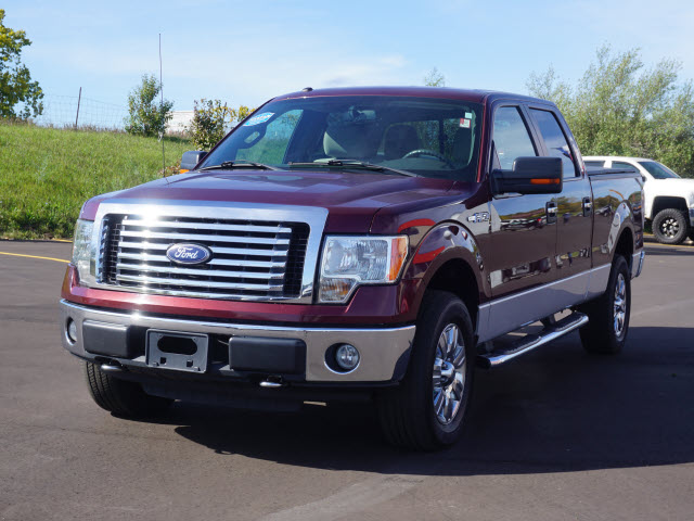 2010 F-150 Super Cab 4x4, Pickup #P3959A - photo 4