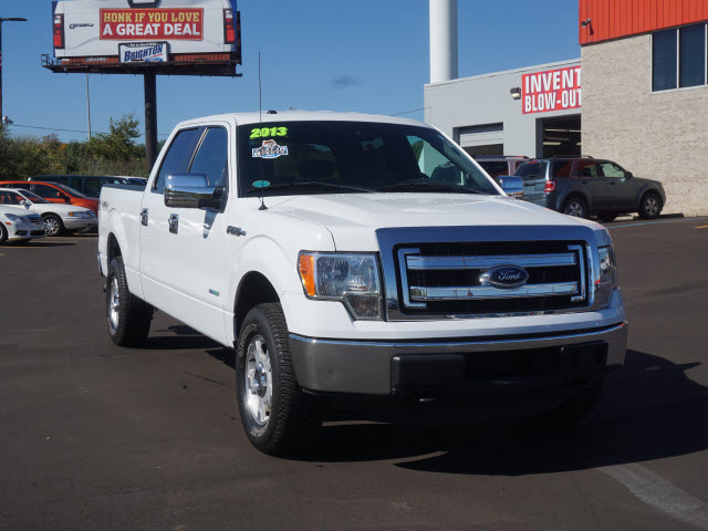 2013 F-150 Super Cab 4x4, Pickup #P3970B - photo 9