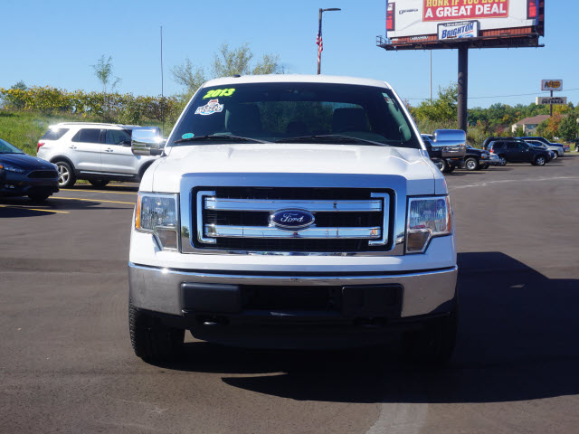 2013 F-150 Super Cab 4x4, Pickup #P3970B - photo 3