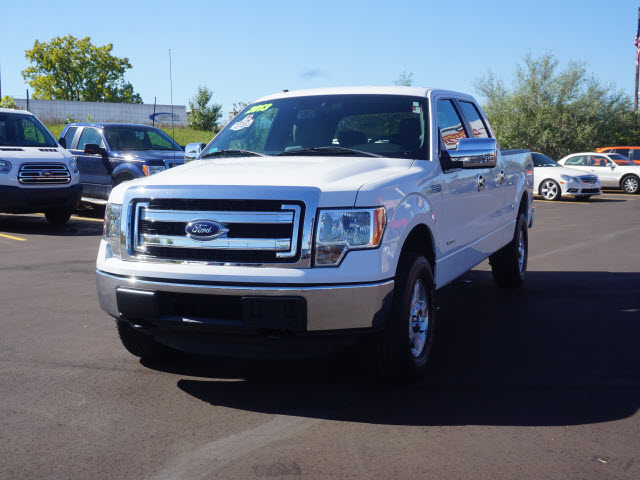 2013 F-150 Super Cab 4x4, Pickup #P3970B - photo 4